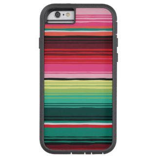 Caso impermeable combinado mexicano del iPhone Funda Tough Xtreme iPhone 6