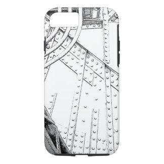 Caso industrial del iphone del diseño de la imagen funda iPhone 7