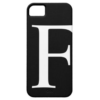 Caso inicial de Barely There del iPhone 5 de F iPhone 5 Case-Mate Fundas