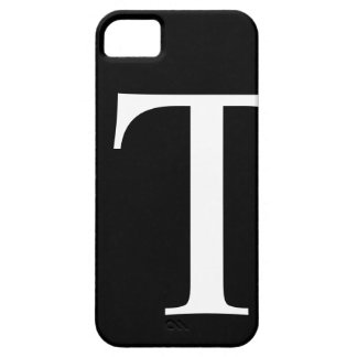 Caso inicial de Barely There del iPhone 5 de T iPhone 5 Case-Mate Protectores
