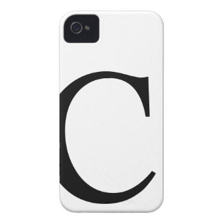 Caso inicial del iPhone 4/4S Barely There de C iPhone 4 Carcasa