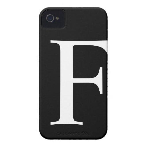 Caso inicial del iPhone 4/4S Barely There de F Case-Mate iPhone 4 Coberturas