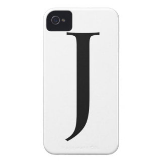 Caso inicial del iPhone 4 4S Barely There de J Case-Mate iPhone 4 Protectores