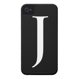 Caso inicial del iPhone 4/4S Barely There de J Case-Mate iPhone 4 Carcasa