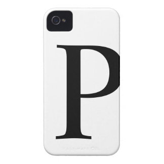 Caso inicial del iPhone 4/4S Barely There de P Case-Mate iPhone 4 Carcasa