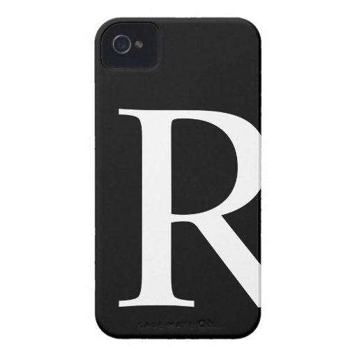 Caso inicial del iPhone 4/4S Barely There de R iPhone 4 Case-Mate Carcasa