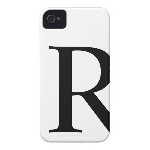 Caso inicial del iPhone 4/4S Barely There de R iPhone 4 Carcasas