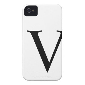 Caso inicial del iPhone 4/4S Barely There de V Case-Mate iPhone 4 Cárcasas