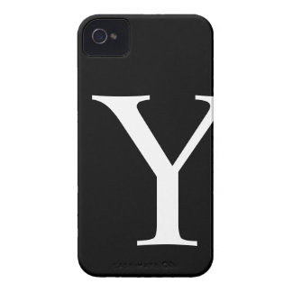 Caso inicial del iPhone 4/4S Barely There de Y iPhone 4 Case-Mate Carcasas