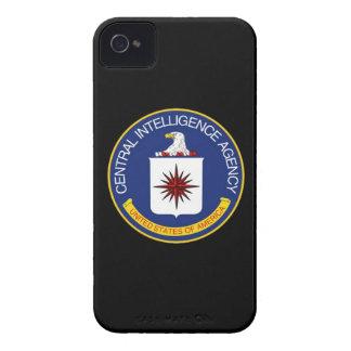Caso intrépido de la Cia Blackberry Funda Para iPhone 4