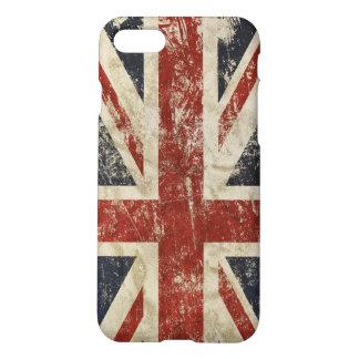 caso iPhone7 con la bandera de Gran Bretaña Funda Para iPhone 7