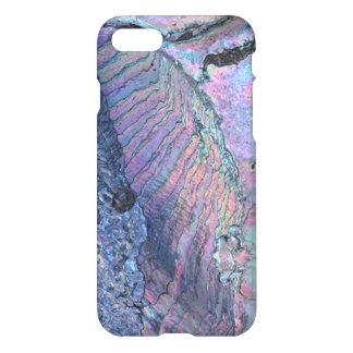 Caso iridiscente de Shell Iphone Funda Para iPhone 8/7