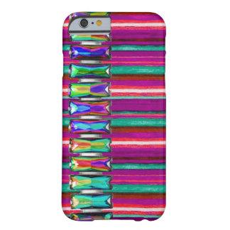 Caso iridiscente tan fresco del iPhone 6 del Funda Para iPhone 6 Barely There