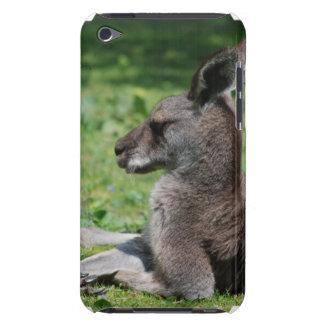 Caso lindo de iTouch del canguro Funda Para iPod De Case-Mate