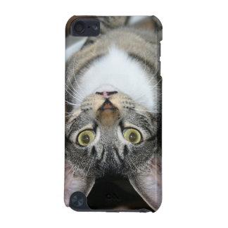 Caso lindo del gato funda para iPod touch 5G