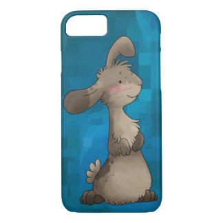 Caso lindo del iPhone 7 del conejo Funda iPhone 7