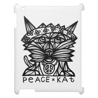 Caso listo del iPad del caso del Kat BuddaKats de