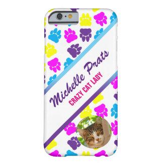 Caso loco adaptable del iPhone 6/6s de señora Funda Barely There iPhone 6