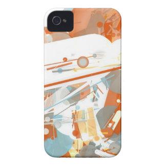 Caso loco del iPhone 4/4s del diseño iPhone 4 Case-Mate Cárcasa