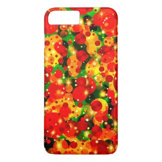 Caso más de la celebración Dots-1-iPhone 7 Funda Para iPhone 8 Plus/7 Plus