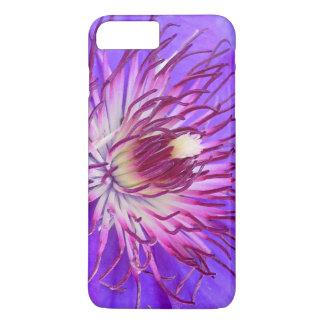 Caso más del iPhone 6 bonitos de la flor del Funda iPhone 7 Plus