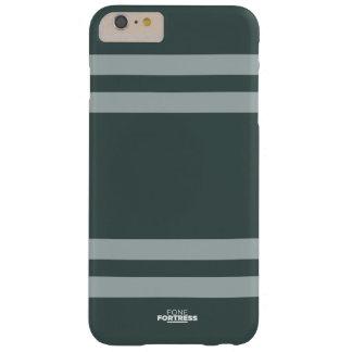 Caso más del iPhone 6 de Stripey Funda Barely There iPhone 6 Plus