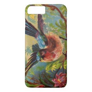 Caso más del iPhone 6 del Bluebird del verano Funda iPhone 7 Plus