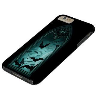 Caso más del iPhone 6 duros góticos de la ventana Funda Resistente iPhone 6 Plus
