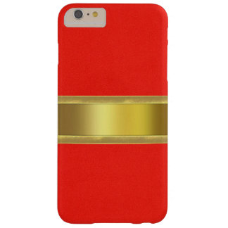 caso más del iPhone 6 Funda Barely There iPhone 6 Plus