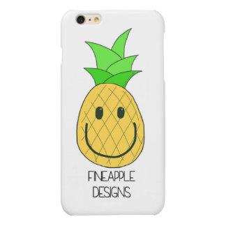 caso más del iPhone 6 originales del fineapple
