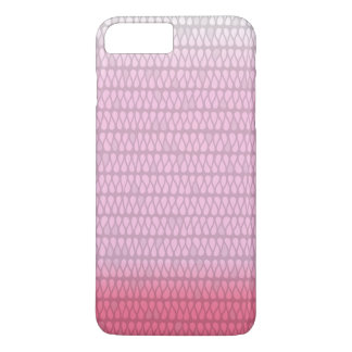 Caso más del iPhone 6 rosados de Barely There del Funda iPhone 7 Plus