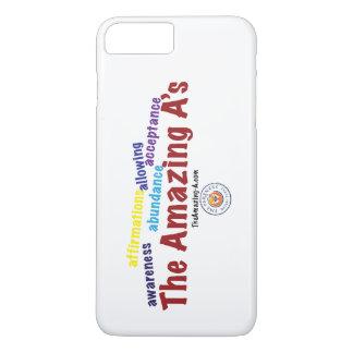 caso más del iPhone 7 apenas allí Funda iPhone 7 Plus