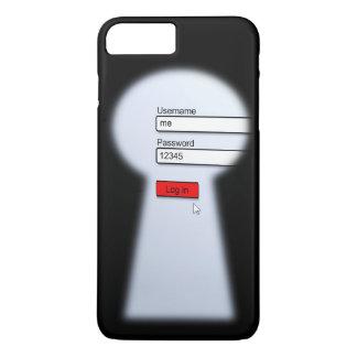 Caso más del iPhone 7 de Barely There de la Funda iPhone 7 Plus