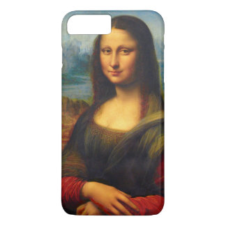 Caso más del iPhone 7 de Mona Lisa Funda iPhone 7 Plus