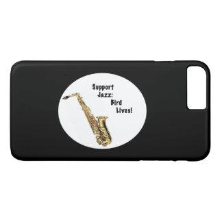 Caso más del iPhone 7 del jazz de la ayuda Funda iPhone 7 Plus