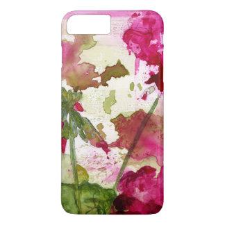 caso más del iphone 7 florales funda para iPhone 8 plus/7 plus