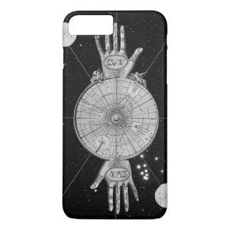 Caso más del iPhone 7 ocultos de la astrología del Funda iPhone 7 Plus