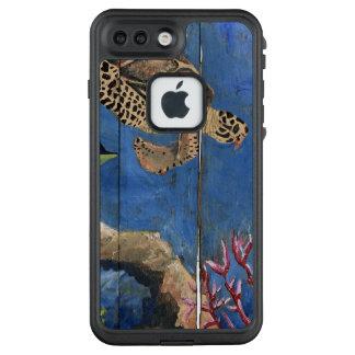 Caso más del iPhone 7 subacuáticos tropicales de