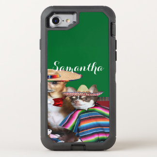 Caso mexicano del iPhone 7 de OtterBox de las Funda OtterBox Defender Para iPhone 7