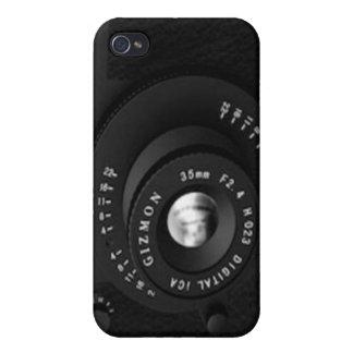 Caso militar de Iphone de la cámara iPhone 4/4S Fundas