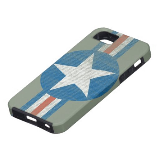 Caso militar del iphone 5 de los E.E.U.U. iPhone 5 Case-Mate Cobertura