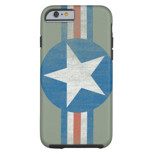 Caso militar del iPhone 6 de los E.E.U.U. Funda De iPhone 6 Tough