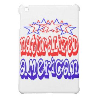Caso naturalizado de Ipad del americano