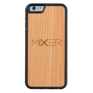 Caso oficial de Miixer Funda De iPhone 6 Bumper Cerezo