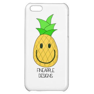 caso original del iPhone 5c del fineapple