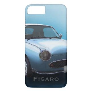 Caso pálido del iPhone 7 del coche de Nissan Funda iPhone 7 Plus