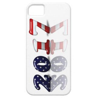 caso patriótico americano 2017 del iPhone 5 Funda Para iPhone SE/5/5s