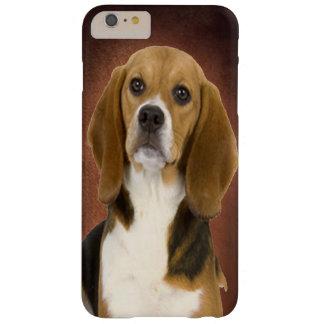 Caso real del iPhone 6 del perro del canin Funda Barely There iPhone 6 Plus