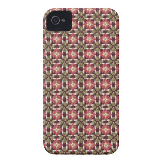 Caso retro Barely There del iPhone 4 del bordado Funda Para iPhone 4 De Case-Mate