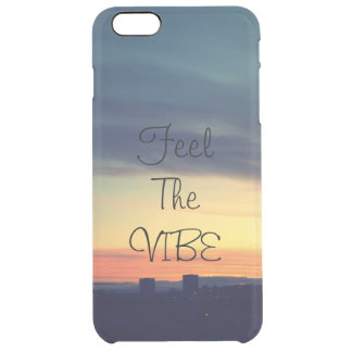 Caso retro del iPhone 6/6s Clearly™ con puesta del Funda Transparente Para iPhone 6 Plus